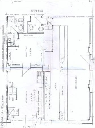 Attività / Licenza in vendita a Ascoli Piceno, 9999 locali, zona Località: P.taMaggiore, prezzo € 298.000 | Cambio Casa.it