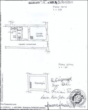 Negozio / Locale in vendita a Ascoli Piceno, 9999 locali, zona Località: CentroStorico, prezzo € 160.000   Cambio Casa.it