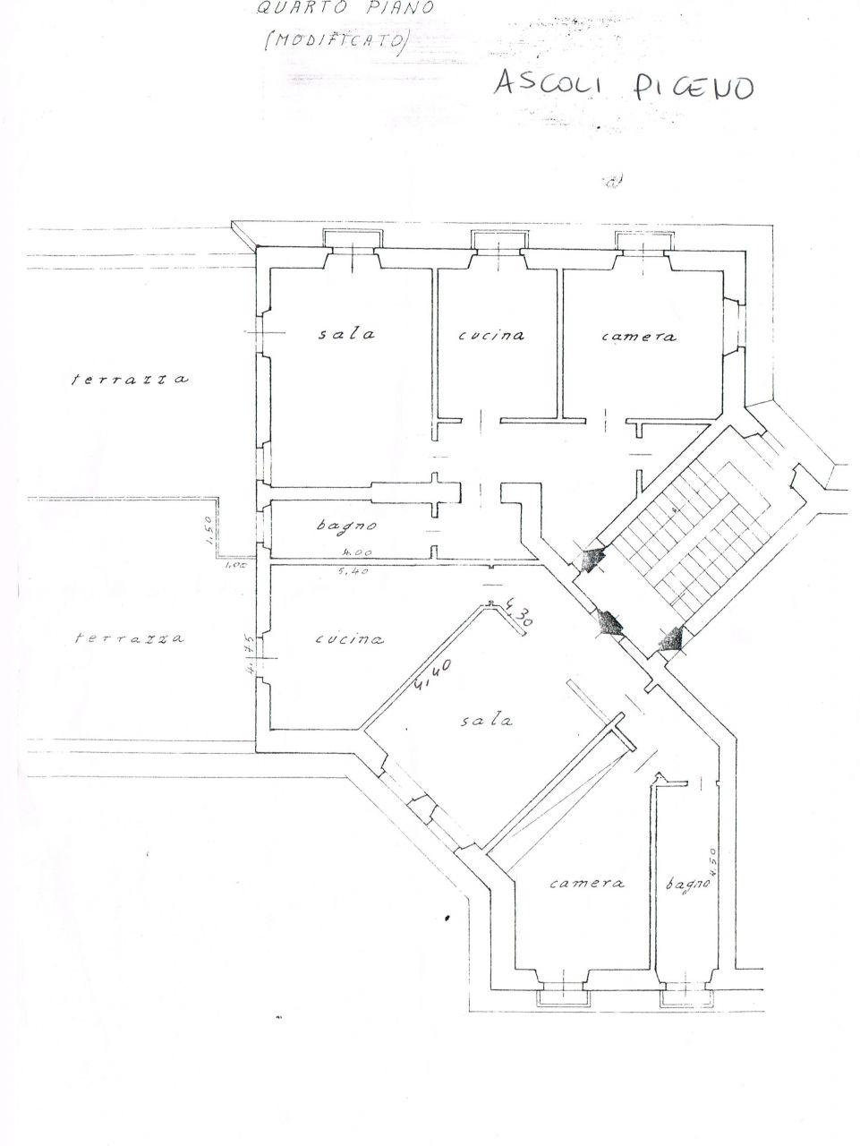 Appartamento in vendita a Ascoli Piceno, 9999 locali, zona Località: CampoParignano, prezzo € 400.000 | Cambio Casa.it