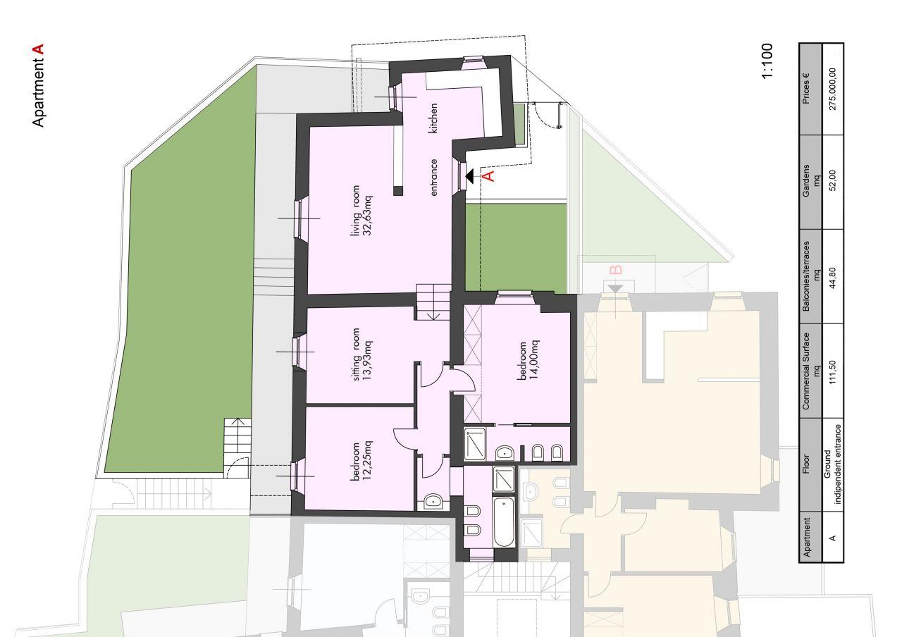 Appartamento in vendita a Ascoli Piceno, 9999 locali, zona Zona: Piagge, Trattative riservate   Cambio Casa.it