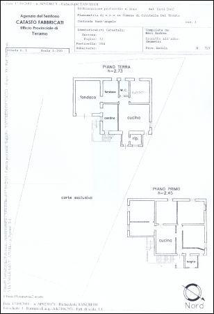 Soluzione Indipendente in vendita a Civitella del Tronto, 9999 locali, zona Località: VillaLemba, prezzo € 180.000 | Cambio Casa.it