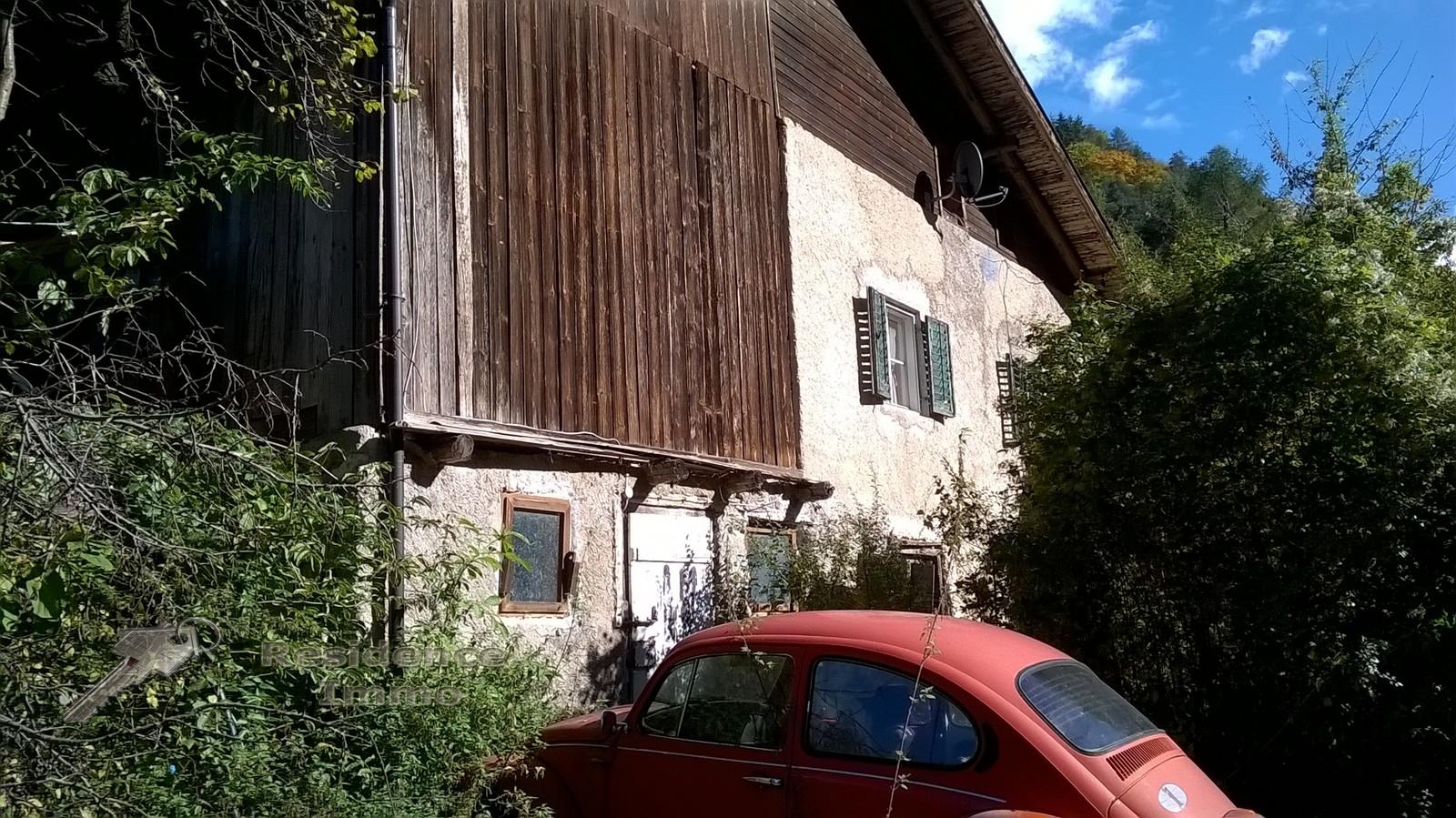 Rustico / Casale in vendita a Fiè allo Sciliar, 1 locali, Trattative riservate | Cambio Casa.it