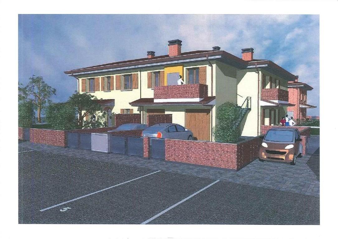 Appartamento in vendita a Voghiera, 5 locali, zona Zona: Gualdo, prezzo € 220.000   CambioCasa.it