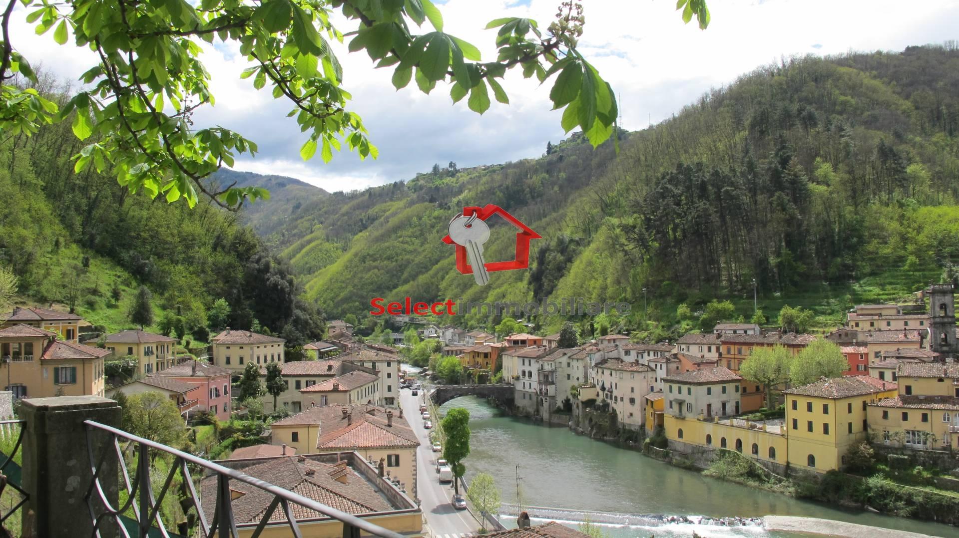 Appartamento in affitto a Bagni di Lucca, 1 locali, prezzo € 115.000 | Cambio Casa.it