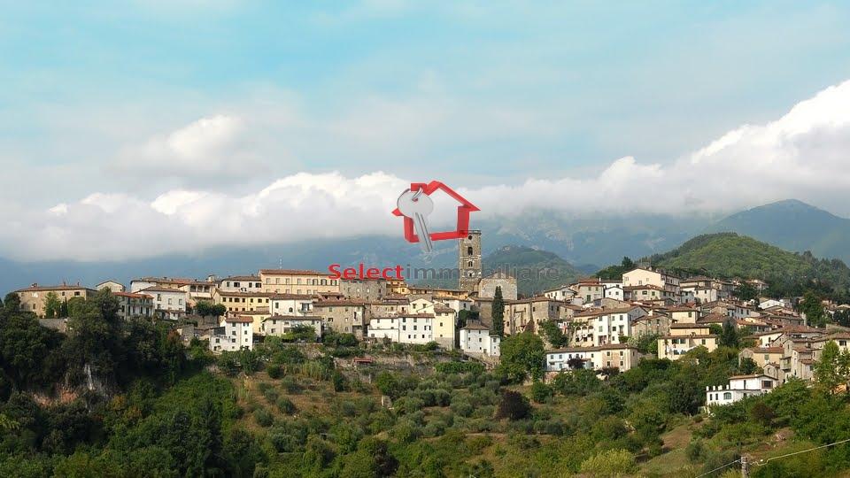 Villa a Schiera in Vendita a Coreglia Antelminelli