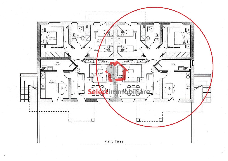 Appartamento in Vendita a Coreglia Antelminelli