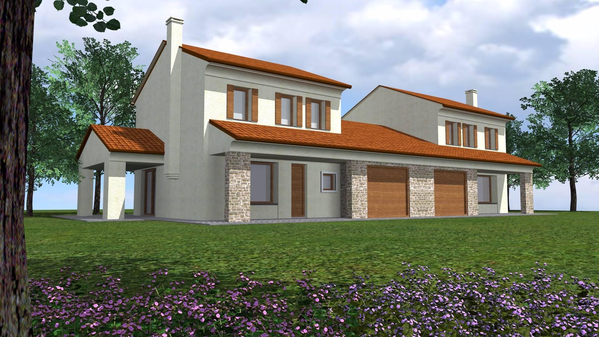 Villa Bifamiliare in vendita a San Vendemiano, 7 locali, zona Zona: Zoppé, prezzo € 390.000   CambioCasa.it