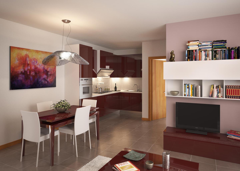 Appartamento in vendita a Quinto di Treviso, 5 locali, prezzo € 132.000 | CambioCasa.it