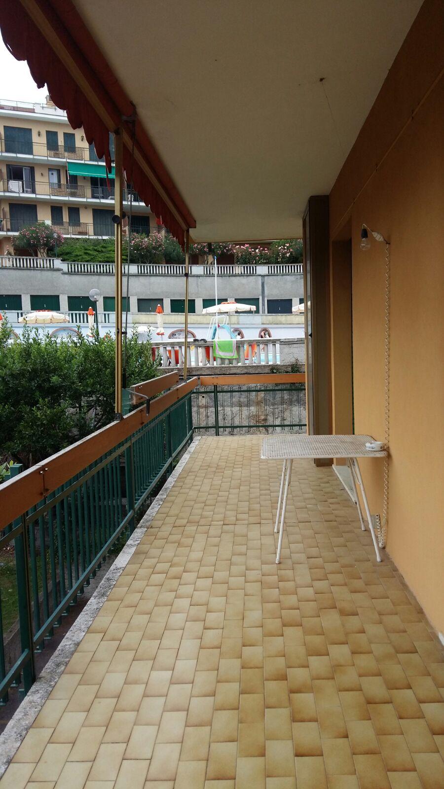 Bilocale Pietra Ligure Via Crispi 8