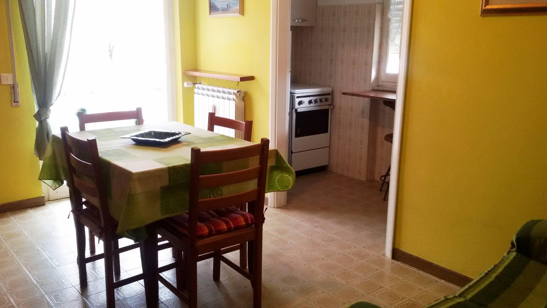 Appartamento in affitto a Pietra Ligure, 2 locali, zona Località: Stazione, prezzo € 450 | CambioCasa.it