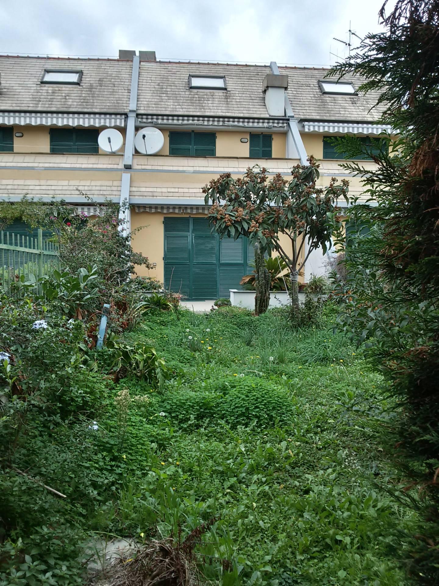 Villa a Schiera in Vendita a Cervo