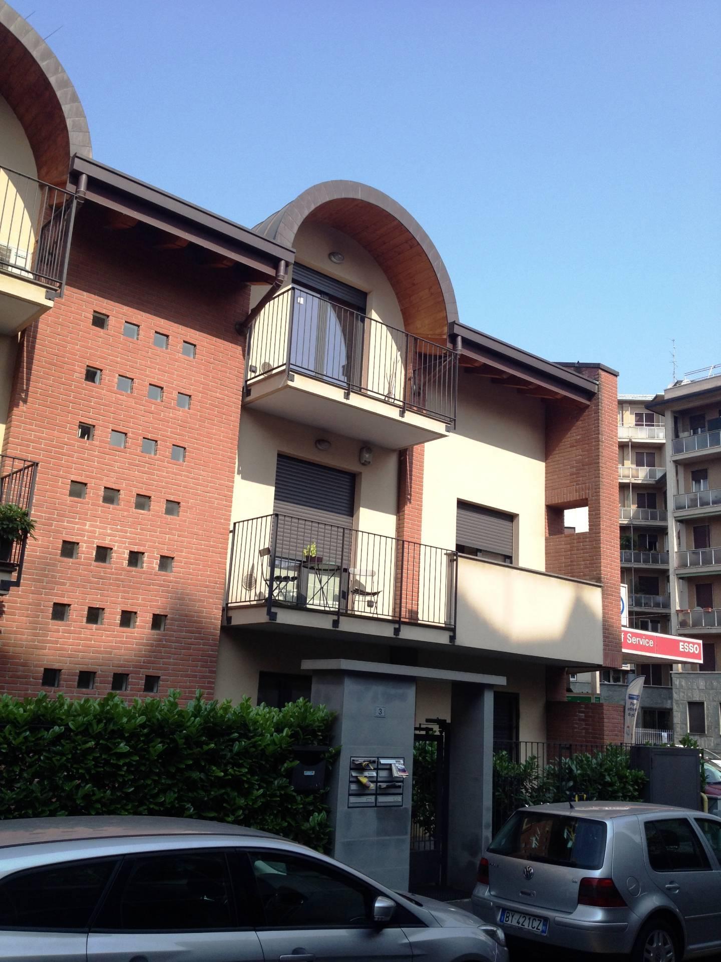 Bilocale Saronno Via Stampa Soncino 2