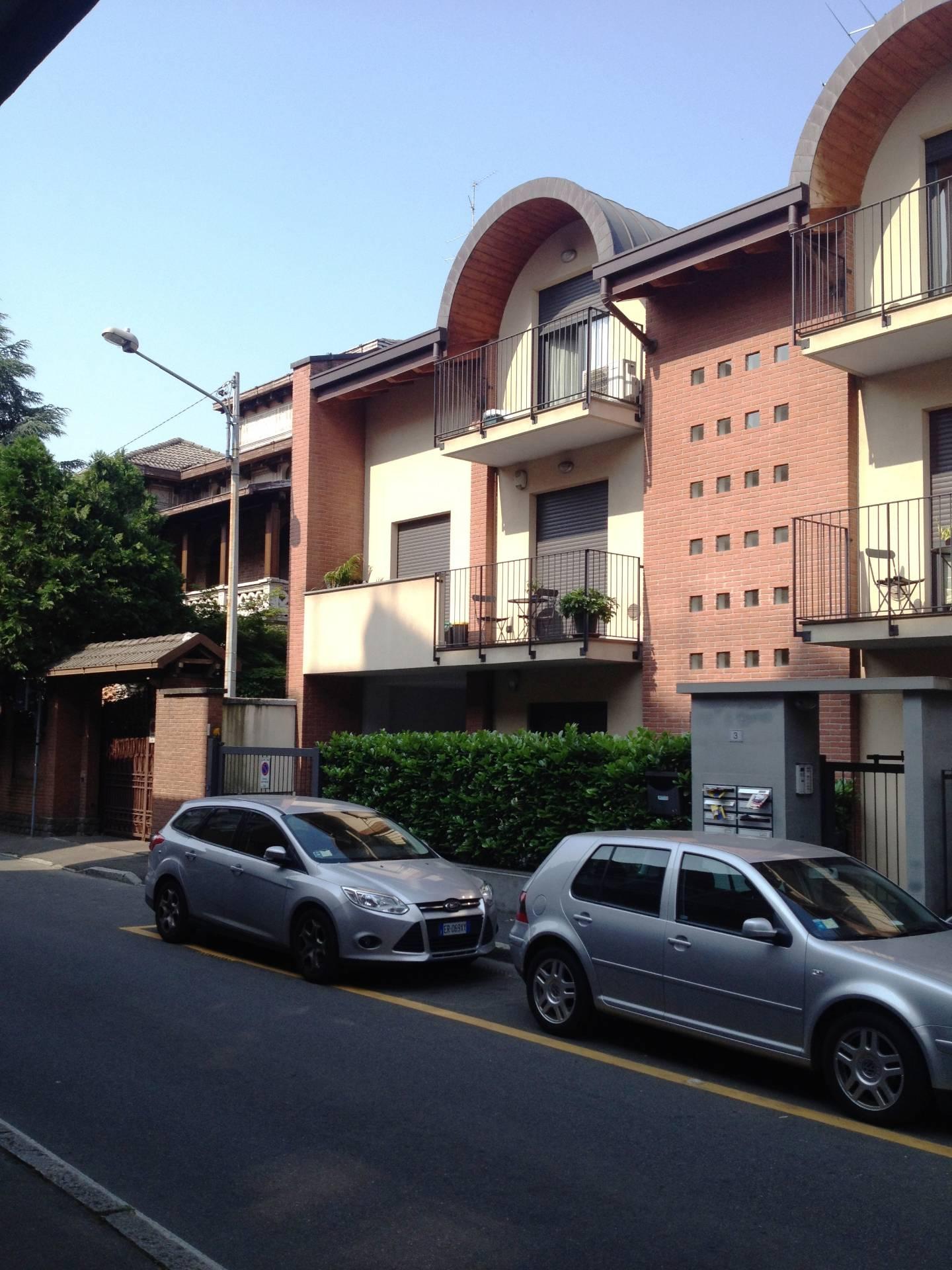 Bilocale Saronno Via Stampa Soncino 6