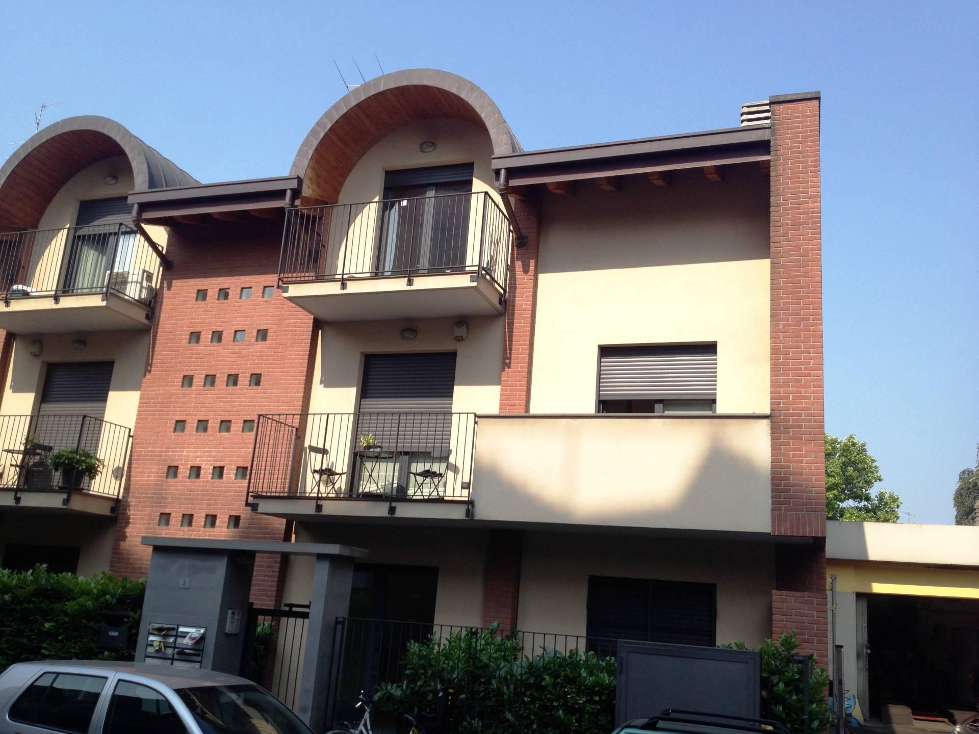 Bilocale Saronno Via Stampa Soncino 8
