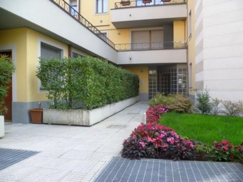 Bilocale Saronno Via Molino 7