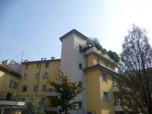 Bilocale Saronno Via Molino 1