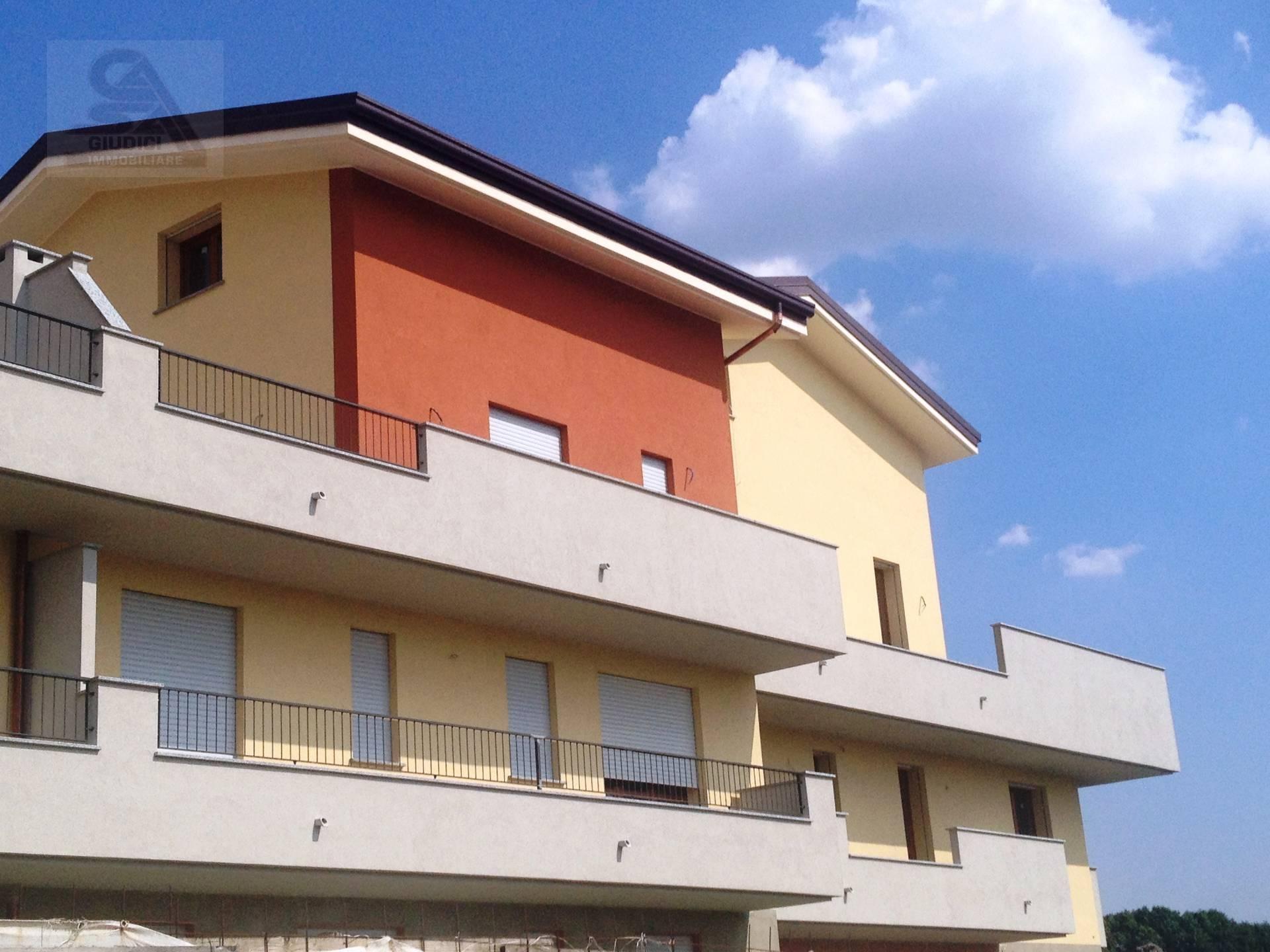 Bilocale Saronno Via Don Sturzo 2