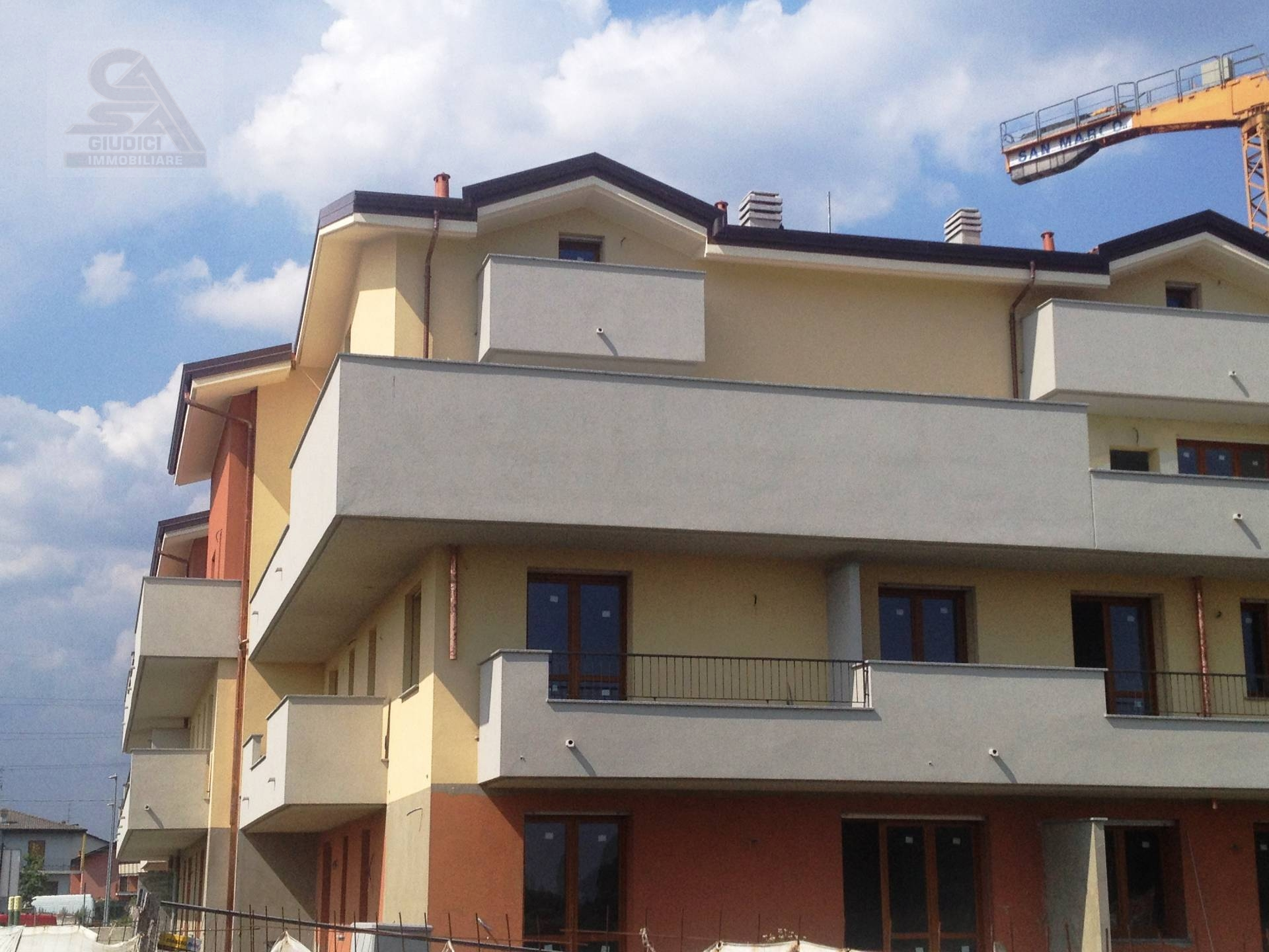 Bilocale Saronno Via Don Sturzo 3