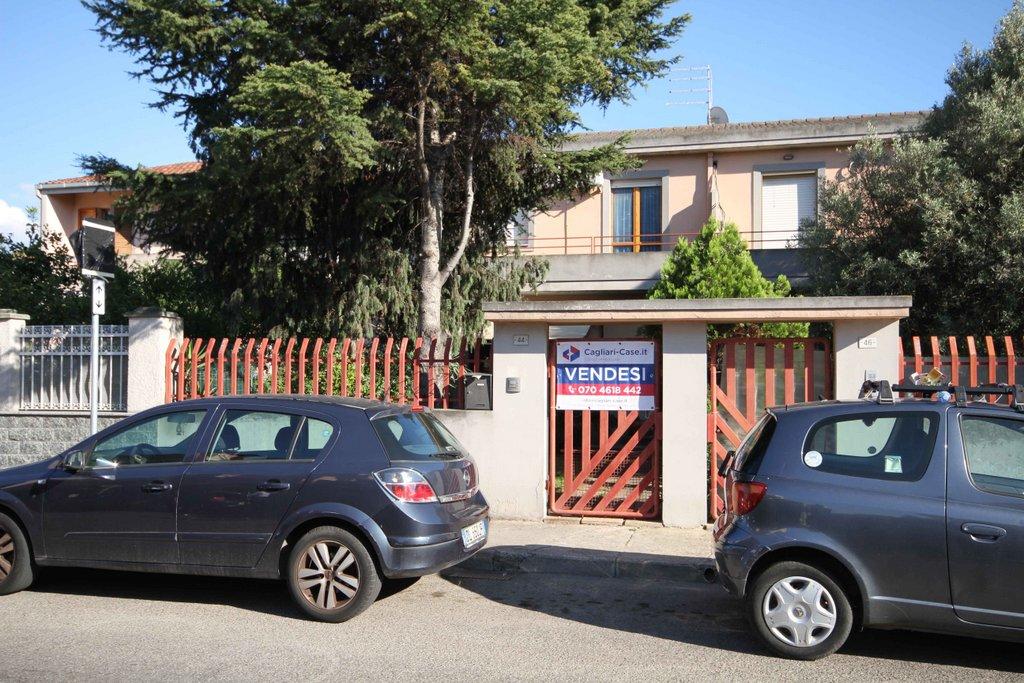 Villa a Schiera in vendita a Selargius, 4 locali, prezzo € 219.000   Cambio Casa.it