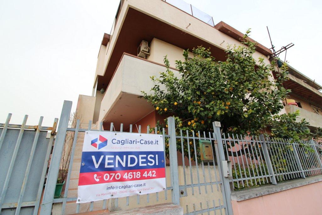 Soluzione Semindipendente in vendita a Selargius, 6 locali, prezzo € 170.000 | CambioCasa.it