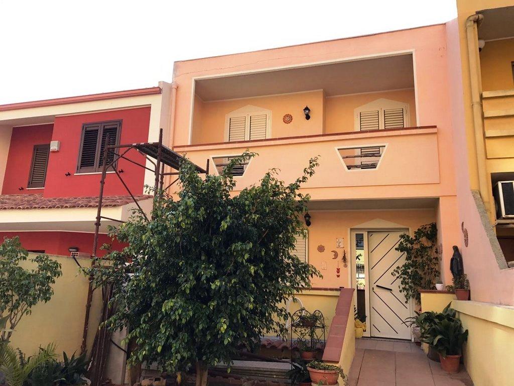 Villa a Schiera in vendita a Selargius, 4 locali, prezzo € 219.000 | CambioCasa.it