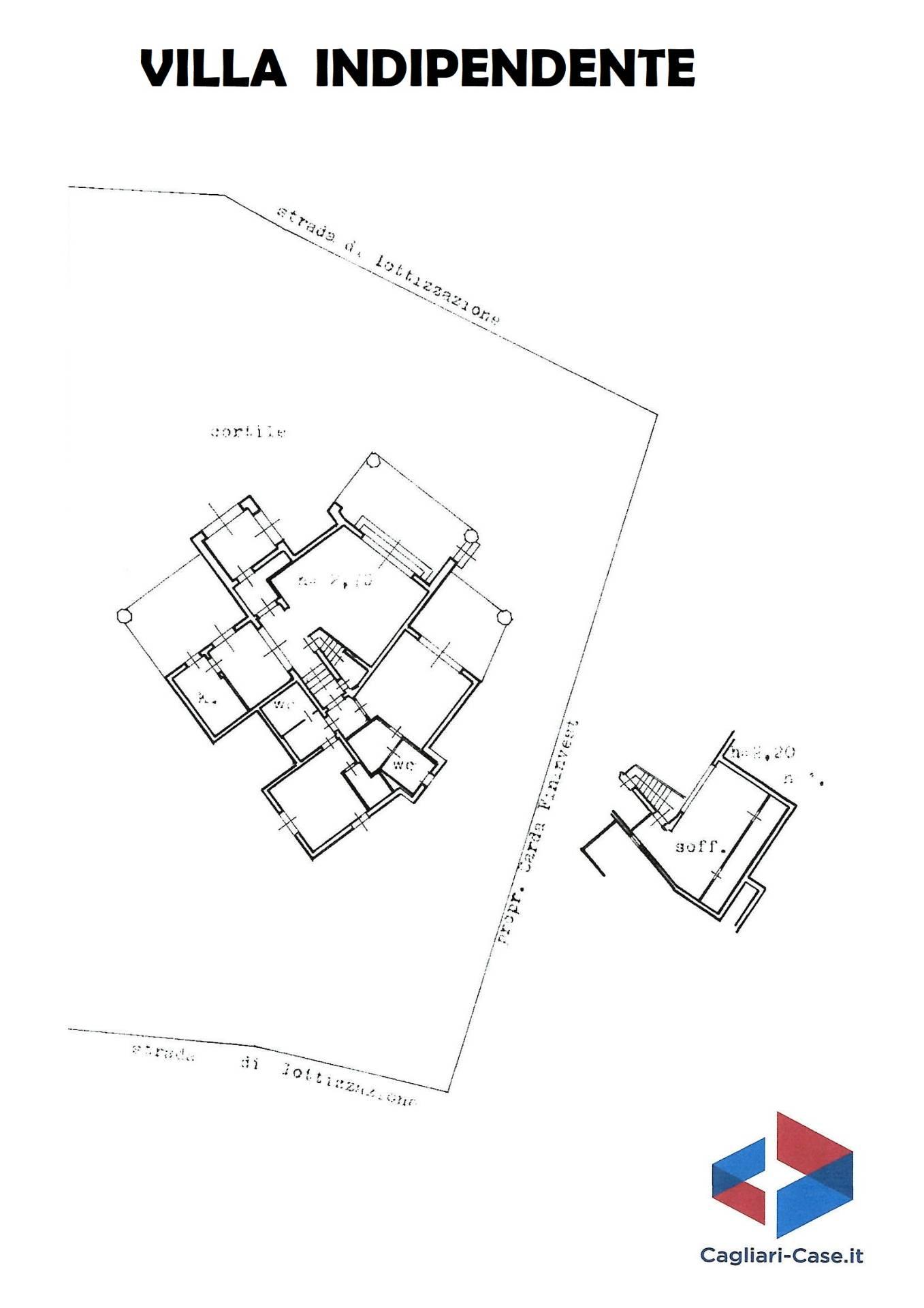 Villa in vendita a Stintino, 5 locali, prezzo € 370.000 | CambioCasa.it
