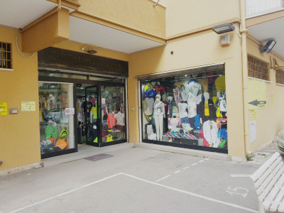 Vai alla scheda: Locale Commerciale Affitto Roma