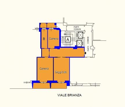 Appartamento in vendita a Milano, 2 locali, zona Località: Loreto, prezzo € 350.000 | Cambio Casa.it