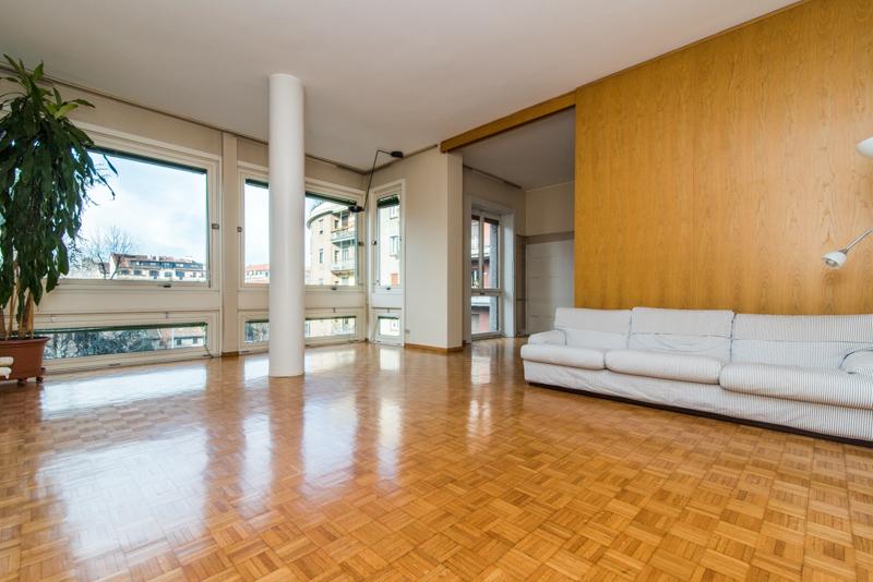Appartamento in vendita a Milano, 4 locali, zona Località: CorsoItalia., prezzo € 1.090.000 | Cambio Casa.it