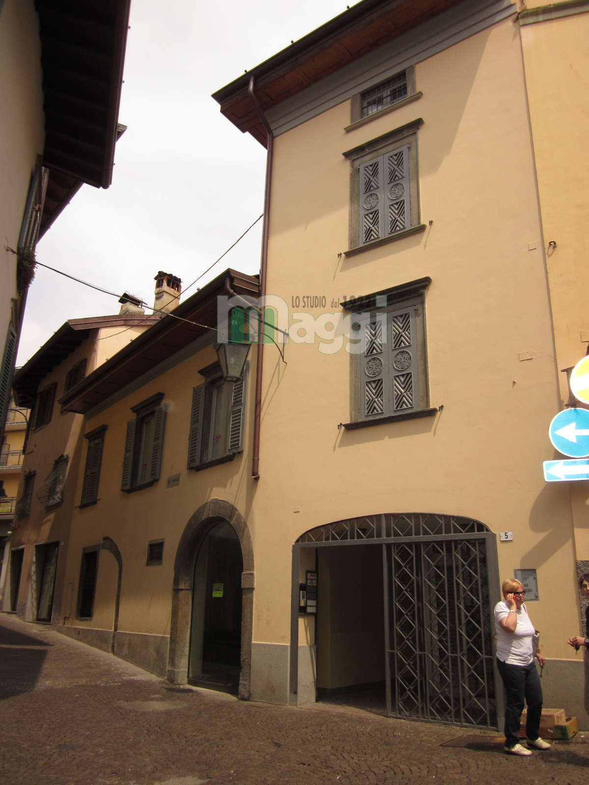 Palazzo / Stabile in vendita a Clusone, 9999 locali, prezzo € 900.000 | Cambio Casa.it