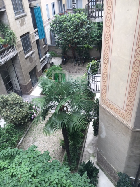 Bilocale Milano Via Podgora 4