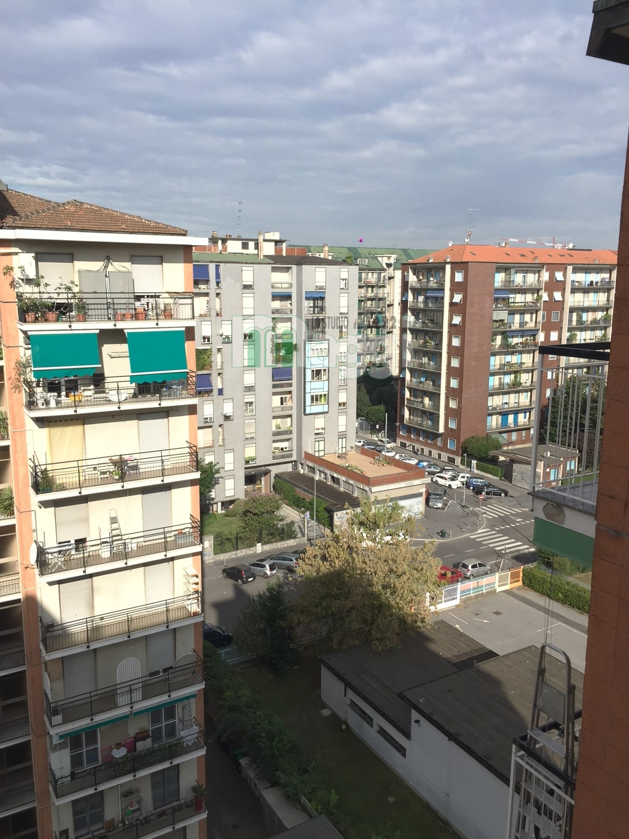 Bilocale Milano Via Alessandro Milesi 9