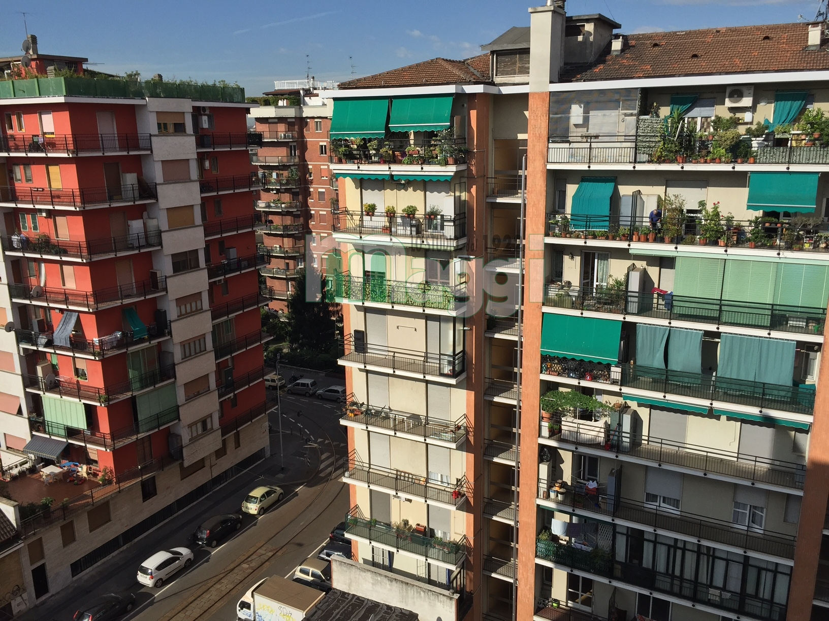 Bilocale Milano Via Alessandro Milesi 10