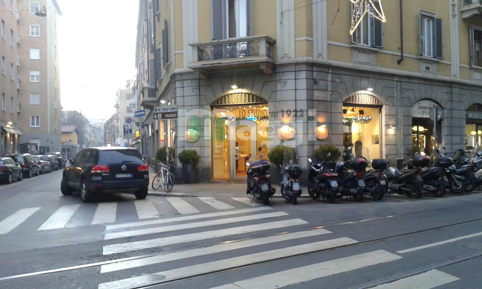 Negozio / Locale in affitto a Milano, 9999 locali, zona Località: P.taGenova, prezzo € 80.000   Cambio Casa.it