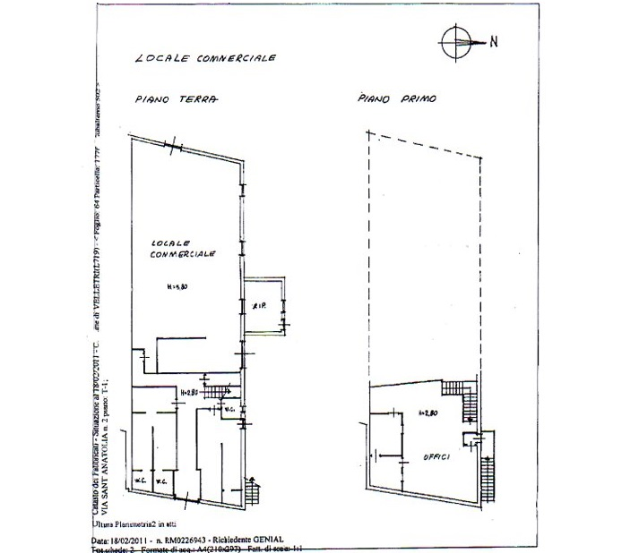 Negozio / Locale in vendita a Velletri, 9999 locali, prezzo € 450.000 | Cambio Casa.it