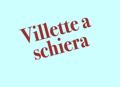 Villa a Schiera in Vendita a Silea