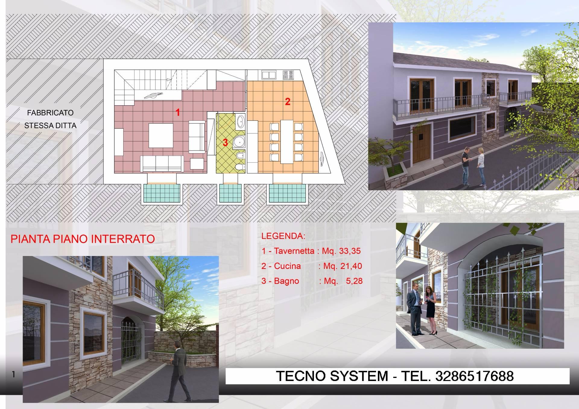 Villa in vendita a Baronissi, 4 locali, prezzo € 295.000 | CambioCasa.it