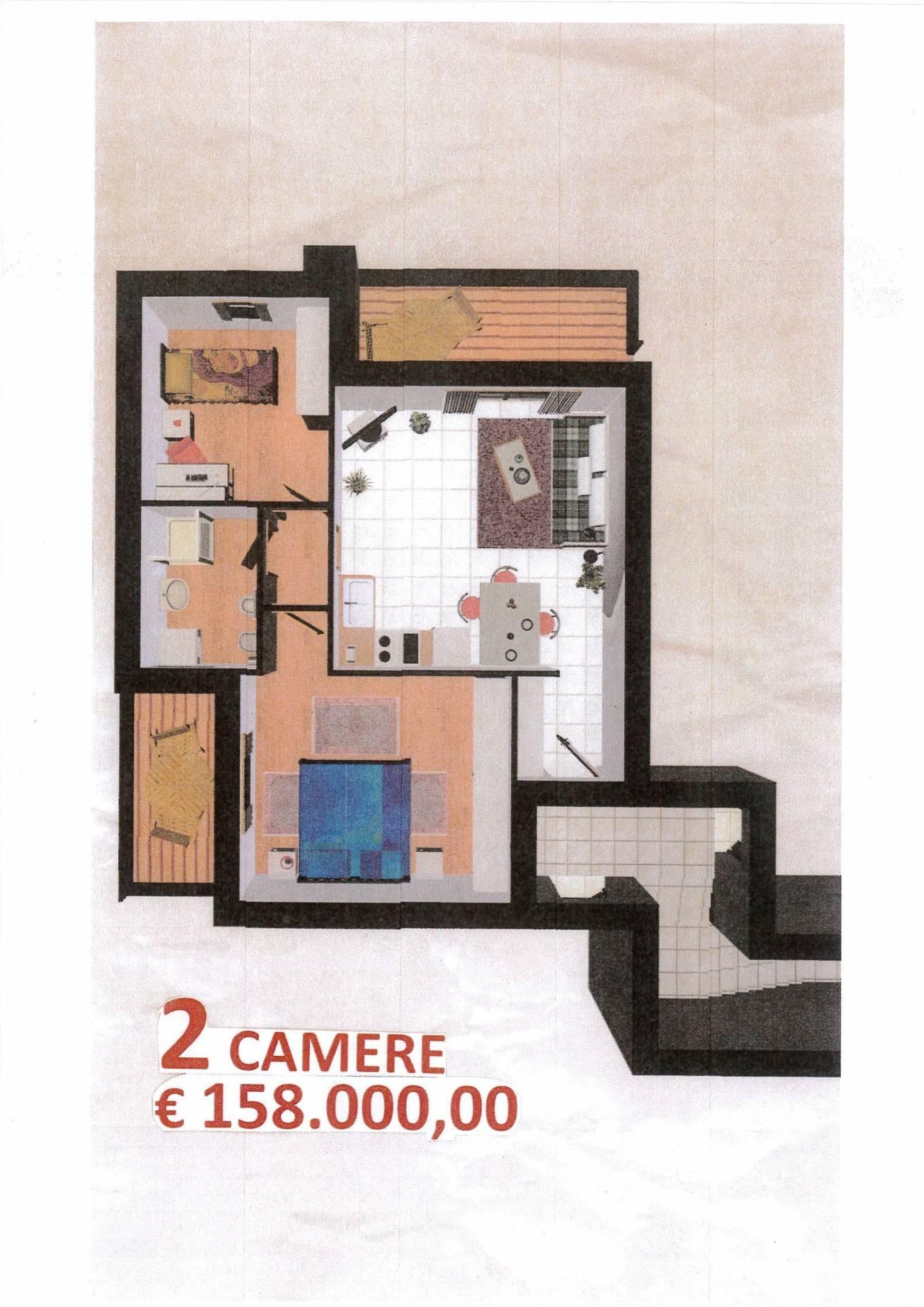 Appartamento in vendita a Jesolo, 3 locali, prezzo € 153.000   Cambio Casa.it