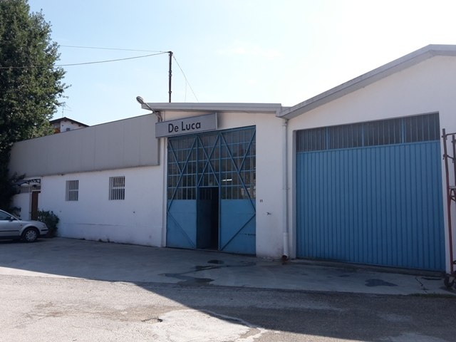 Capannone in vendita a Manoppello, 9999 locali, zona Zona: Fornace, prezzo € 220.000 | CambioCasa.it