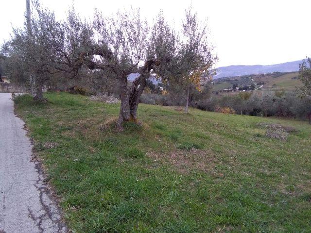 Terreno Edificabile Residenziale in vendita a Alanno, 9999 locali, zona Zona: Prati, prezzo € 45.000   CambioCasa.it