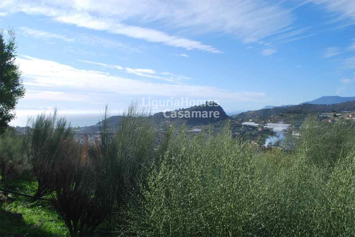 Terreno Edificabile Residenziale in vendita a Bordighera, 9999 locali, prezzo € 140.000 | Cambio Casa.it