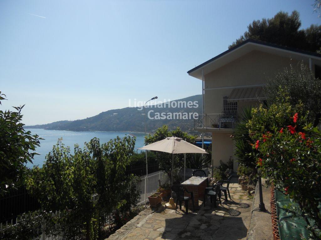 Villa in vendita a Ospedaletti, 11 locali, prezzo € 1.000.000 | Cambio Casa.it