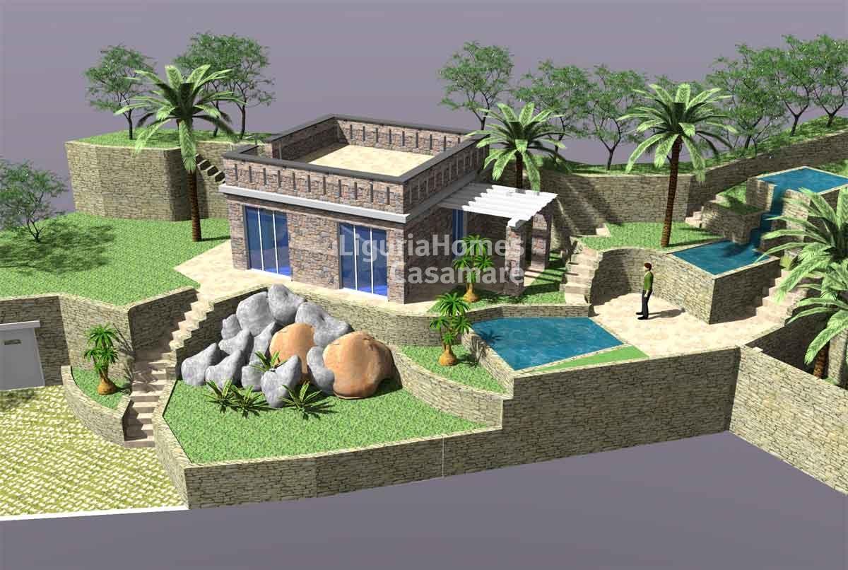 Terreno Edificabile Residenziale in vendita a Bordighera, 9999 locali, prezzo € 180.000 | Cambio Casa.it