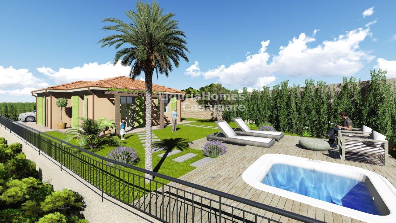 Villa in vendita a Vallecrosia, 7 locali, prezzo € 550.000   CambioCasa.it
