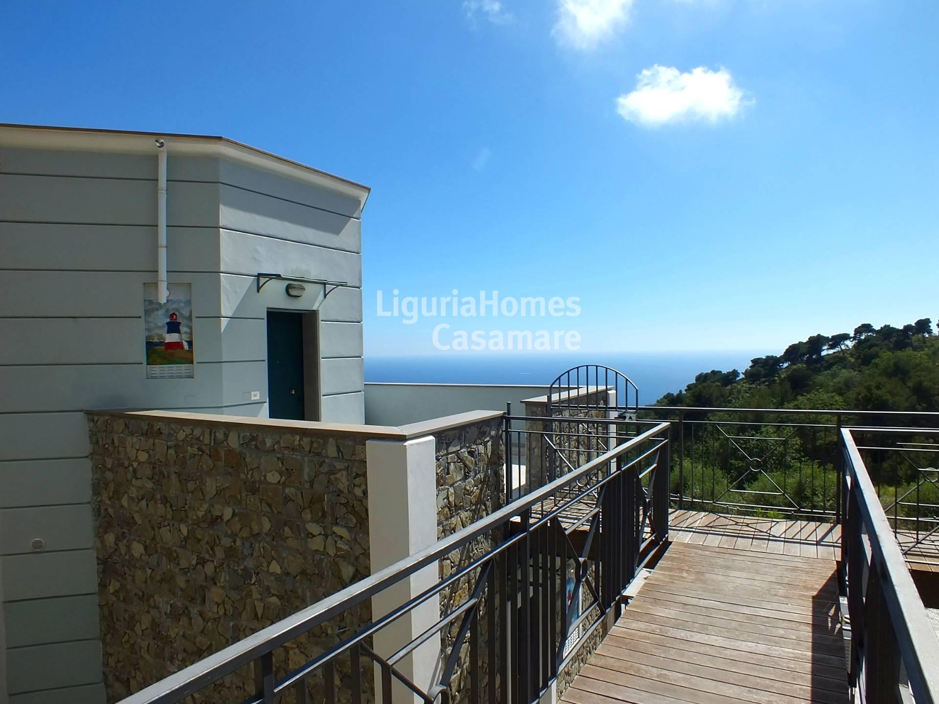 Appartamento in vendita a Cipressa, 4 locali, prezzo € 250.000 | CambioCasa.it