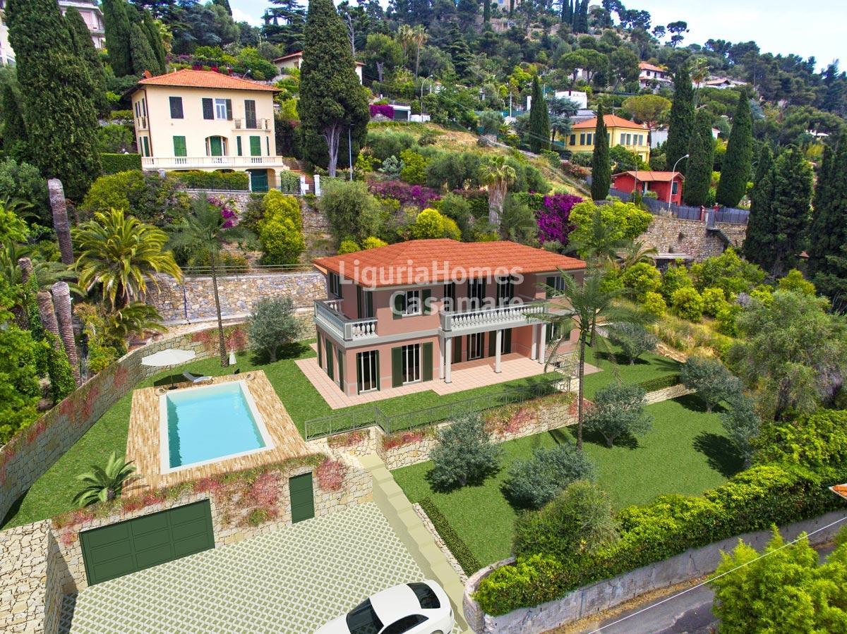 Villa in vendita a Bordighera, 14 locali, prezzo € 1.600.000 | CambioCasa.it