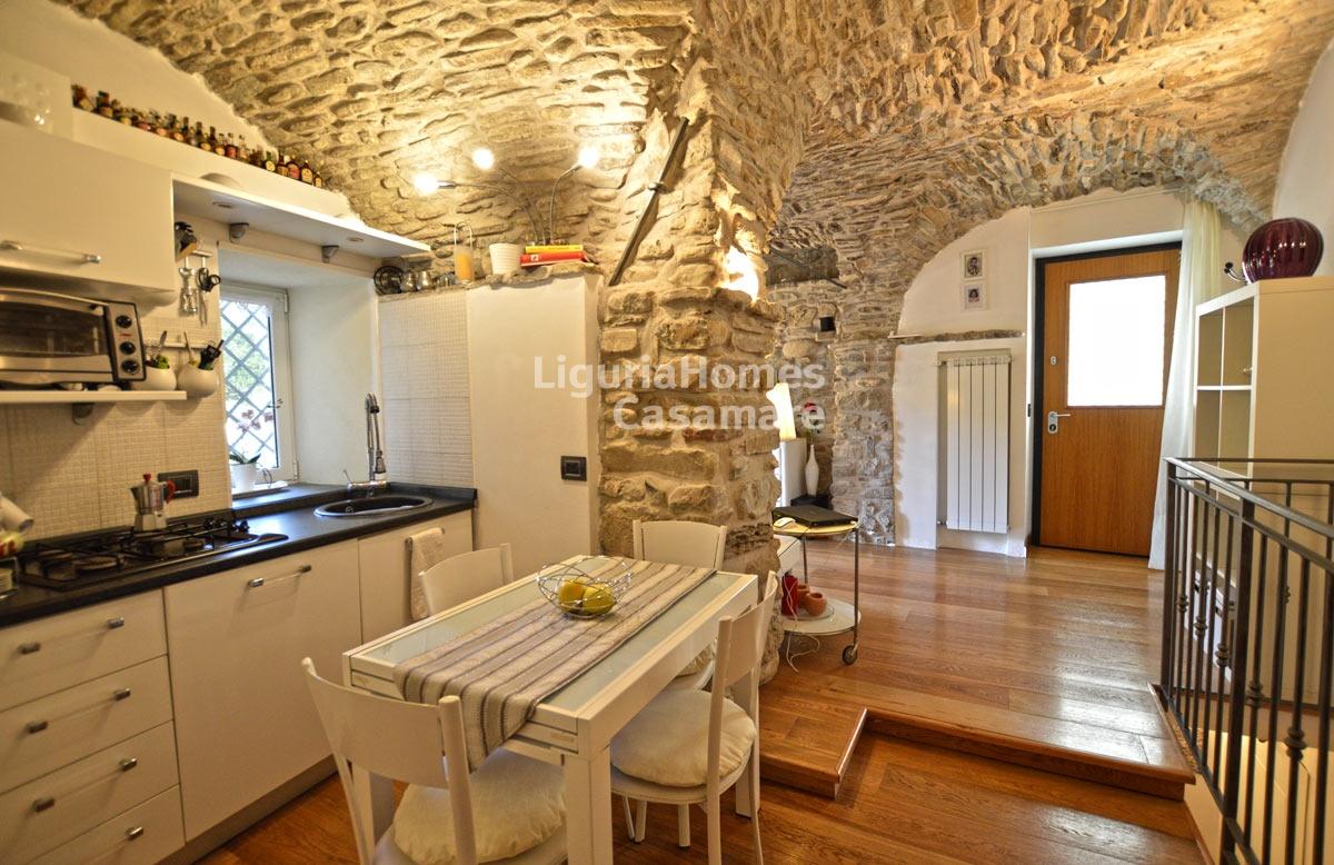 Appartamento in vendita a Soldano, 3 locali, prezzo € 123.000 | CambioCasa.it