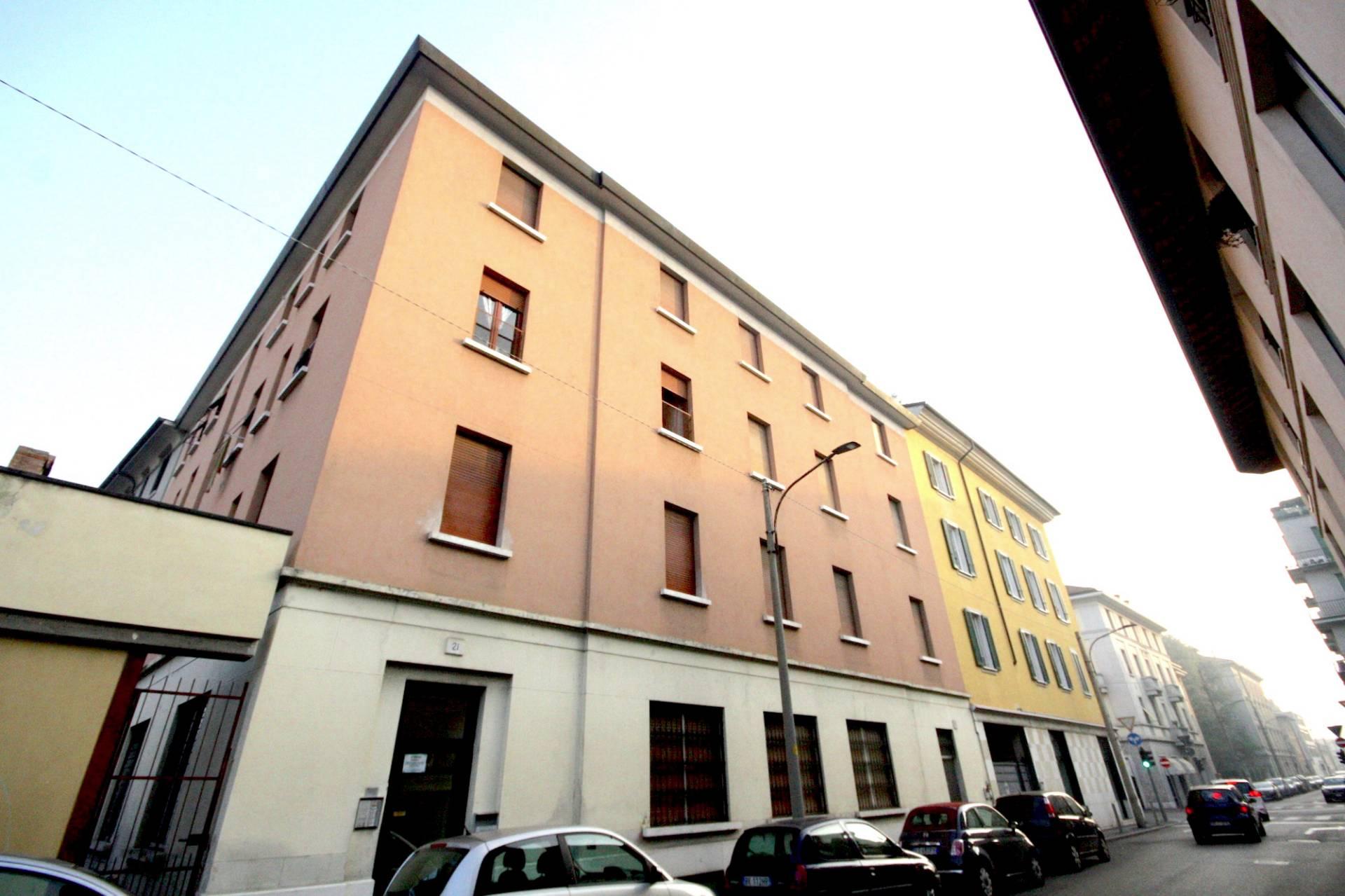 Bilocale Brescia Via Sostegno 1