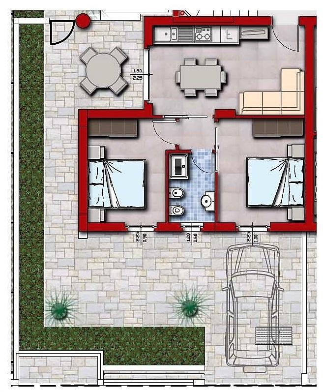 Appartamento in vendita a Tortoreto, 3 locali, zona Località: TortoretoLido, prezzo € 153.000 | CambioCasa.it