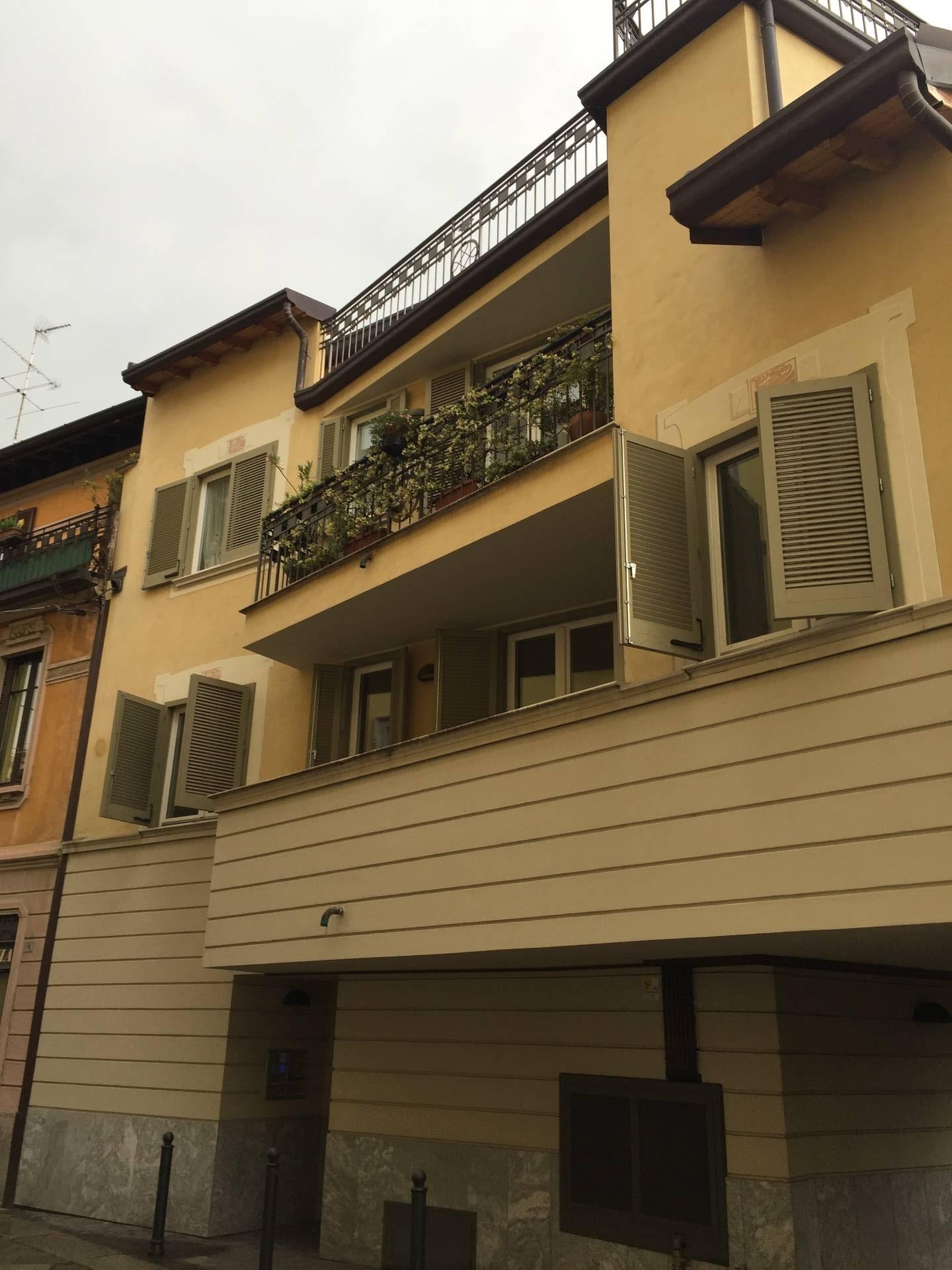 Bilocale Busto Arsizio Via Matteotti 2
